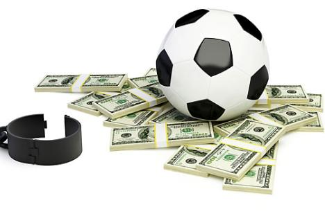 A bill proposed by the Russian Football Association is expected to withstand the rigged matches. Source: PhotoXPress