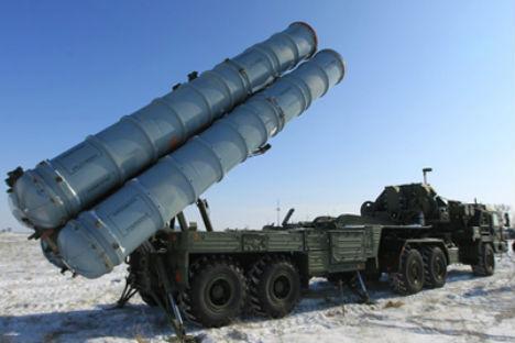 S-400. Source: RIA Novosti