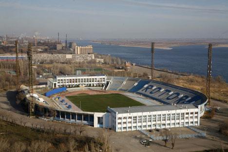 """Rusia """"mete un gol"""" al régimen de visados. Foto de Ria Novosti"""