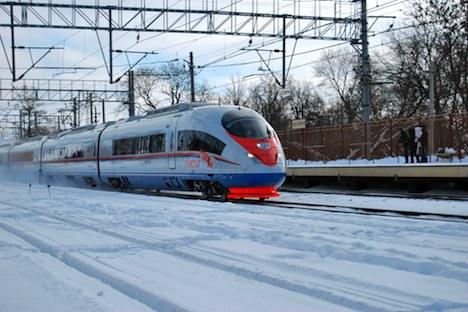 Siemens liefert neben modifizierten ICEs inzwischen auch seine Nahverkehrszüge Desiro nach Russland. Foto: Lori/Legion Media