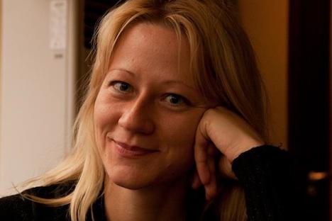 Renata Kosenko war Regieassistent beim Dreh des Films. Foto: Privat