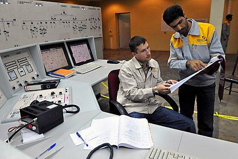 Der Westen glaubt nicht an die friedliche Natur des Iranischen Atoms. Foto: Reuters/ Vostock