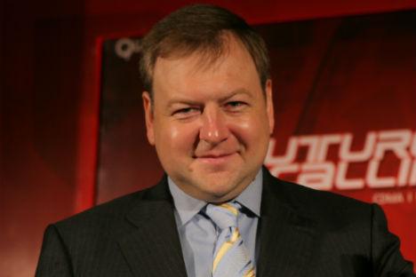 Mr. Vsevolod Rozanov, President & CEO, MTS India