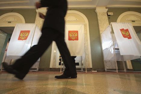 Die Dumawahlen 2011 machen in Russland viel Skandal. Foto: Reuters