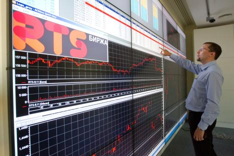 It remains to be seen whether  experts' forecasts about the Russian economy will come true. Source: RIA-Novosti