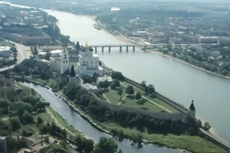 Pskow. Foto: Geophoto