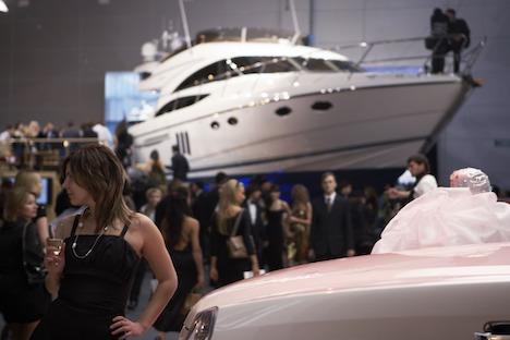 Según un estudio de Boston Consulting Group, Rusia no entra en la lista de los quince países con más millonarios per cápita. Foto de Getty Images/Fotobank