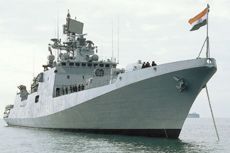 "Russian Navy has requested a ""domestic"" version of the Talwar-type frigates, developed for the Indian Navy"