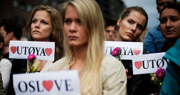La horripilante historia en Noruega recuerda los acontecimientos norteamericanos. Foto de AFP/EastNews