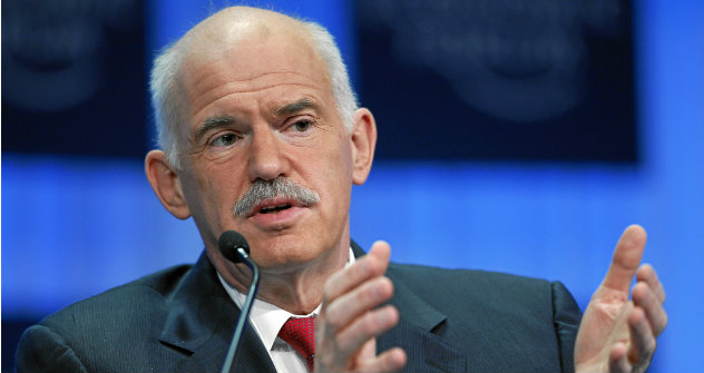 Giorgos Papandreou. Foto: World Economic Forum