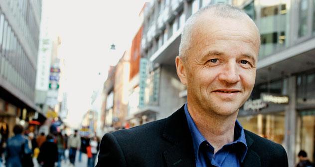 Lars Hakan Danielsson, Statthalter der Allianz-Tochter Rosno in Russland. Foto: Pressebild