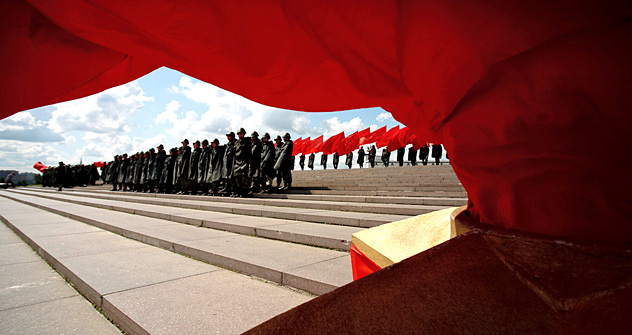 Stalingrado. Foto de Ria Novosti