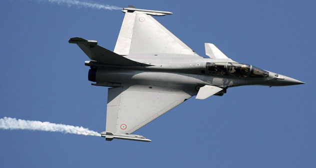 Rafale means gust in French. Source: ITAR-TASS