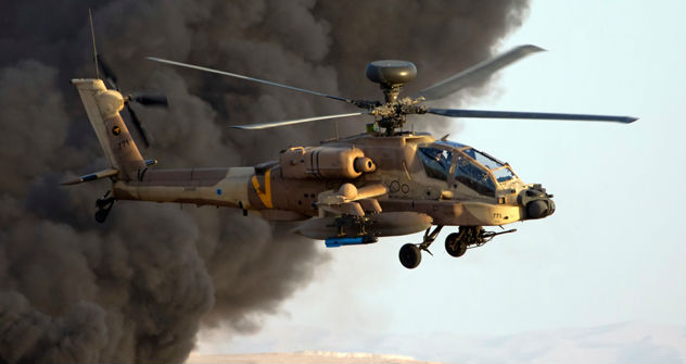 At comparative tests American AH-64D Apache Longbow showed more effective radar system and better night sight capabilities. Source: Alamy/Legion-media