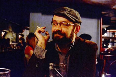 DJ Dima Schabelnikow. Foto: Kathrin Aldenhoff