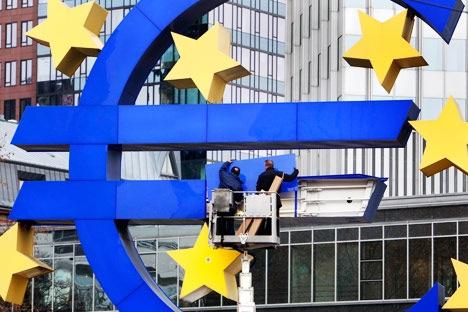 Russland wird Europa helfen. Foto: AP