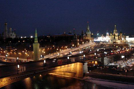 Moskauer Kreml. Foto:  moaksey
