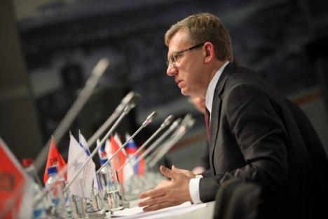 Alexej Kudrin will wieder in die Politik - jetzt mit einer Stiftung. Foto: akudrin.ru