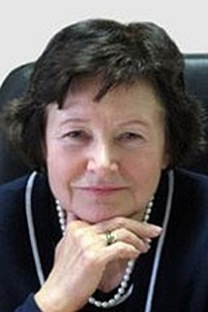 Leokadija Drobischewa. Foto: http://www.hse.ru/