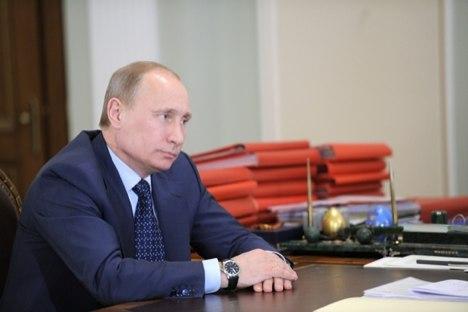 Wladimir Putin. Foto: Kremlin.ru