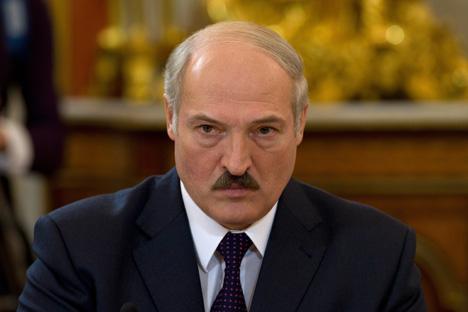 Der weißrussische Präsident Alexander Lukaschenko. Foto: RIA Novosti