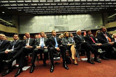 Viele russische Politiker sehen Russlands WTO-Beitritt mit Skepsis. Foto: Pressebild