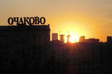 Otschakowo ist eine beliebte Marke in Russland. Foto: myxabyxe