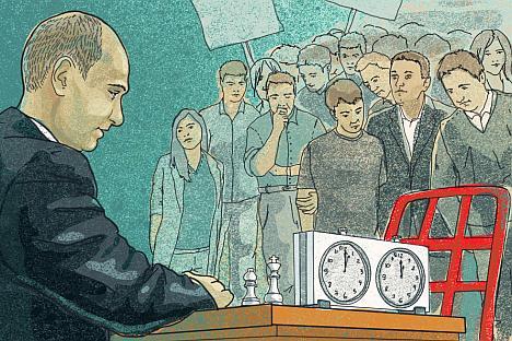 Putin braucht die Mittelschicht nicht. Bild: Natalia Mikhaylenko