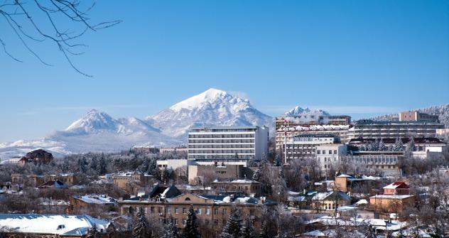 Die nordkaukasische Stadt Pjatigorsk. Foto: Lori/Legion Media