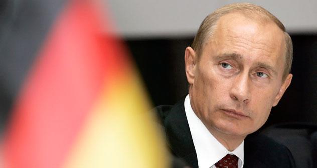 Wladimir Putin bleibt Top-Kandidat bei den Präsidentschaftswahlen.Foto: ITAR-TASS