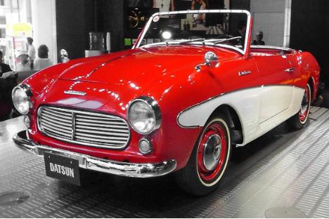 Datsun Fairlady. Source: en.wikipedia.org