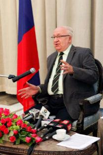H.E. Mr Alexander Kadakin