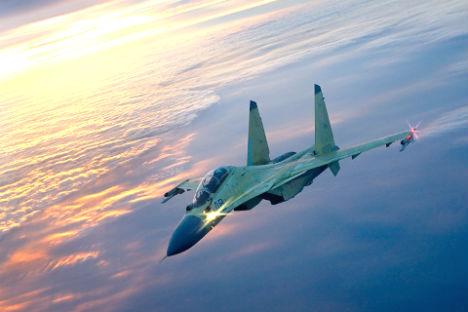 Sukhoi Su-30. Source: Sukhoi.org