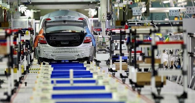 サンクトペテルブルグのトヨタ工場は2007に建設された。=PhotoXpress撮影