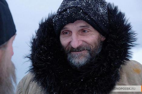 俳優 ピョートル・マモーノフさん =Kinopoisk.ru 撮影