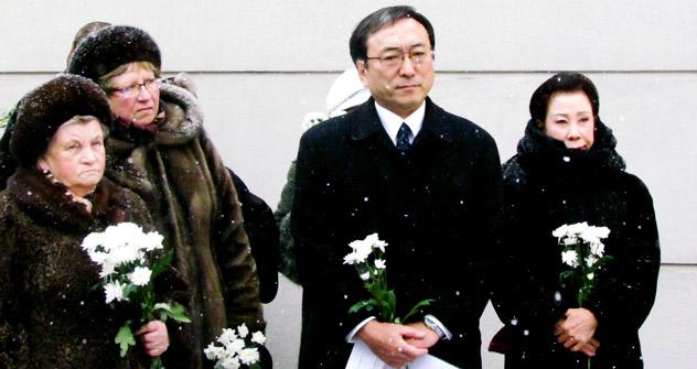 写真提供:在モスクワ日本国大使館