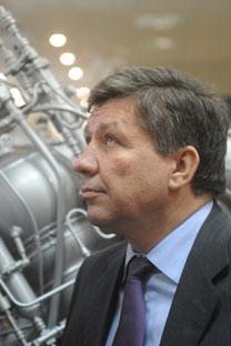 Presidente da Agência Espacial Russa (Roskosmos), Vladímir Popóvkin Foto: RIA Nóvosti