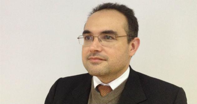 Chefe da Divisão de Negociação e Serviços do Itamaraty, George de Oliveira Marques Foto: Marina Darmaros