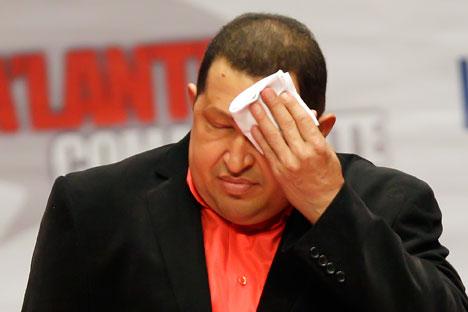 Hugo Chávez Foto: AP