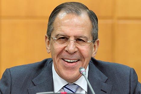 Serguêi Lavrov Foto: Kommersant