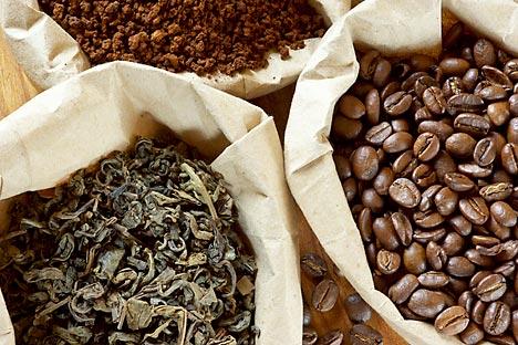 Brasil é um dos países que mais exporta café torrado e instantâneo para Rússia            Foto: Shutterstock_LegionMedia