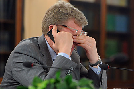 Aleksêi Kúdrin Foto: Kommersant
