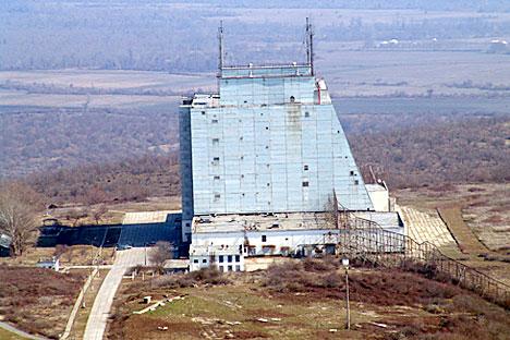 Na estação de radares em Gabala trabalham cerca de 1,5 mil oficiais e técnicos civis russos. Foto: Agência Photoxpress