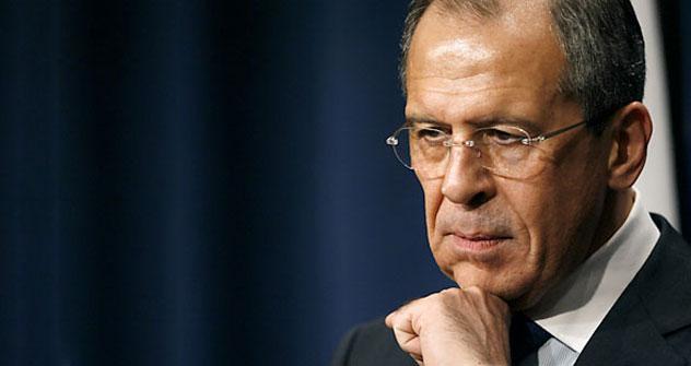 Foto: Serguêi Lavrov, Ministro das Relações Exteriores da Rússia. RG