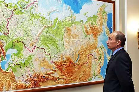 Vladímir Pútin Foto: Reuters