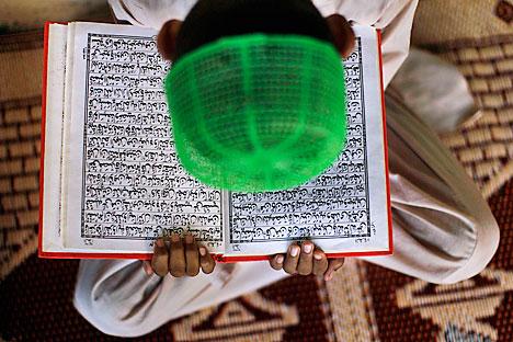 Rusia cuenta con una población de 20 millones de musulmanes procedentes del Cáucaso en su mayoría. Foto de AP