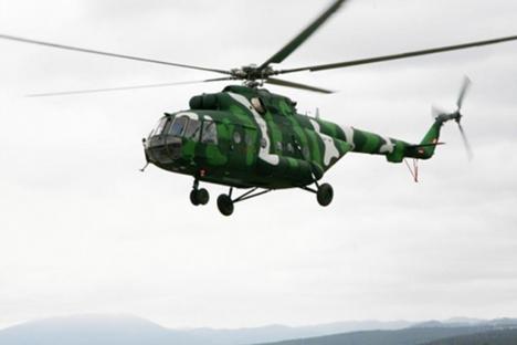 Legendario helicóptero Mi-171. Foto de Rosoboronexport.