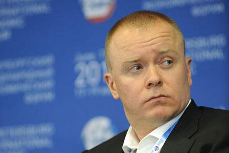 Antón Rajmánov. Foto de ITAR-TASS