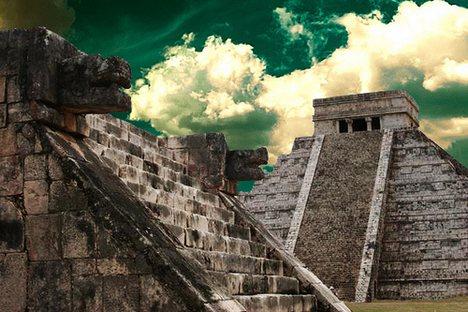 En 2012 México se prepara para vivir un verdadero boom turístico relacionado con la finalización del calendario maya. Foto de Flickr / flickr.com/anderfu