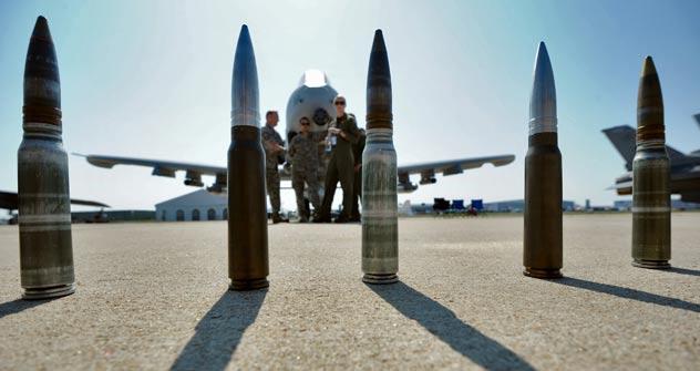 """Fabricarán munición rusa en la planta """"Ernesto Che Guevara"""" de Cuba. Foto de Kommersant"""